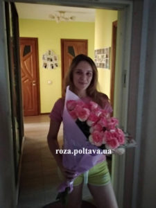 цветы с доставкой в Полтаве