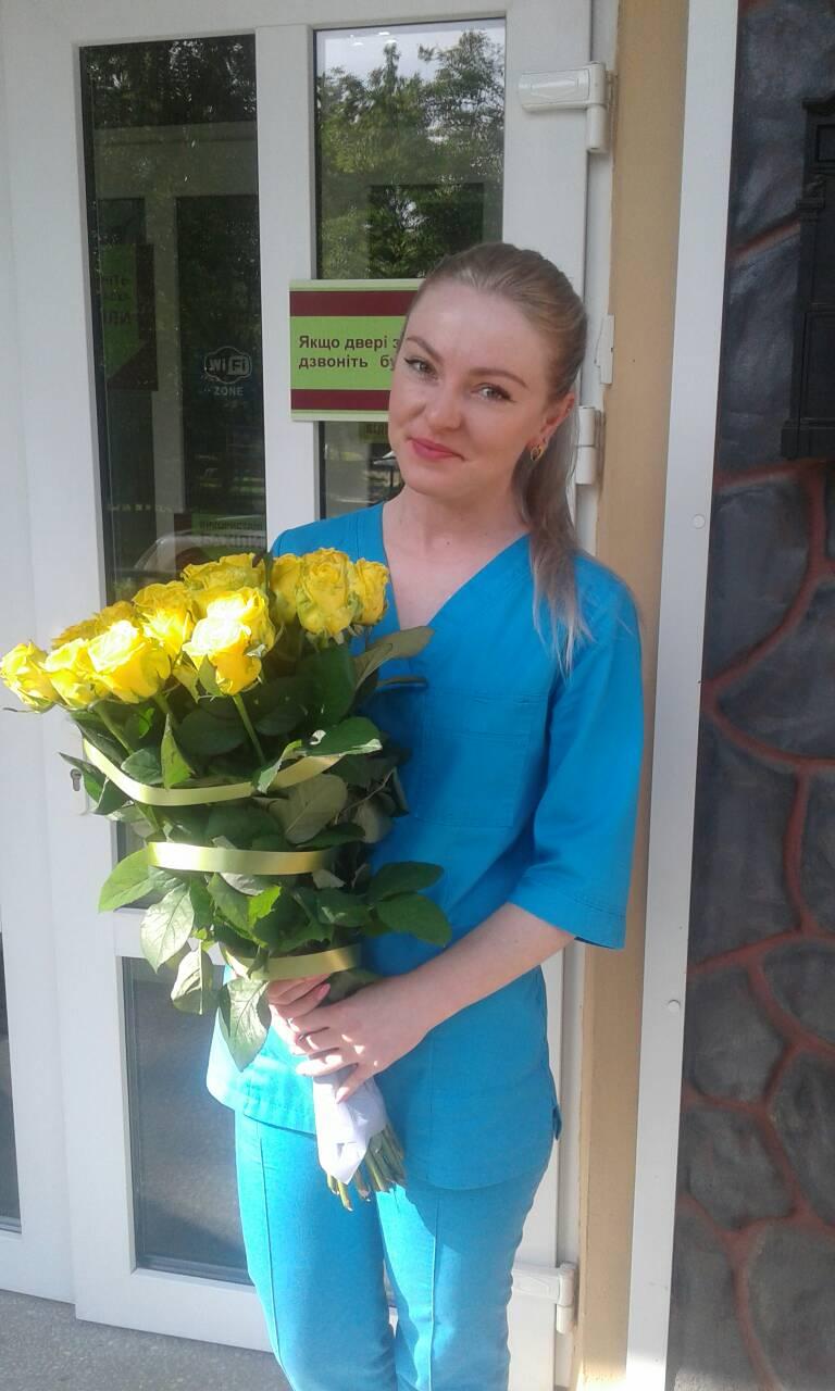 заказ цветов в Полтаве фото