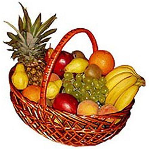 Фото товара Большая корзина фруктов